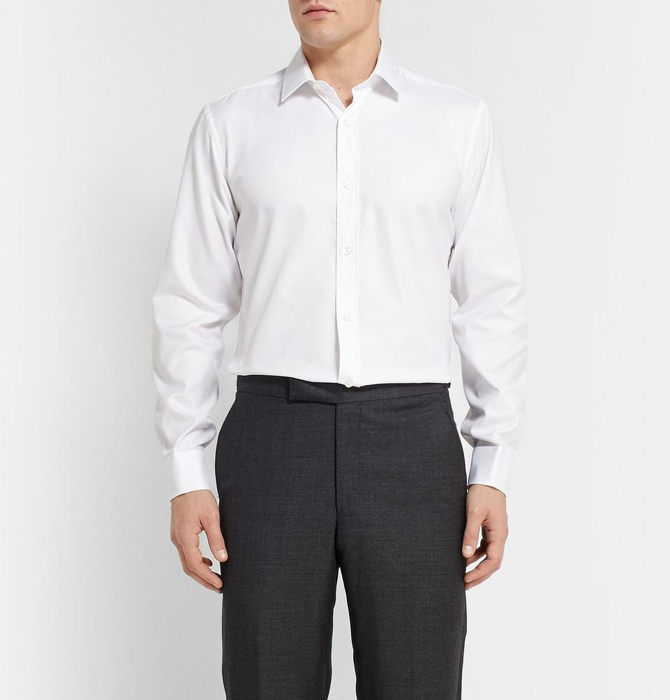 A Bluffer S Guide To Interior Design: 4 Charvet Shirt