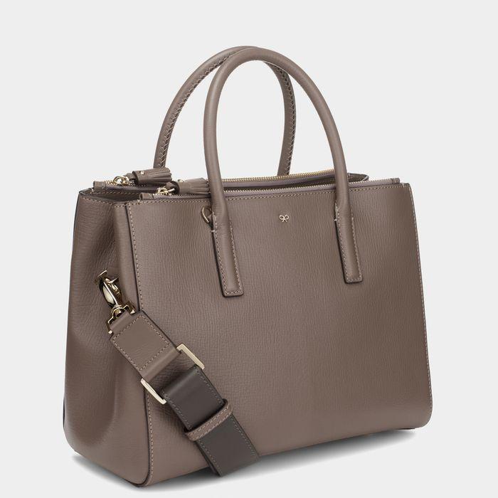 A Bluffer S Guide To Interior Design: 6 Ebury Bag-soft-small-in-medium-grey-2