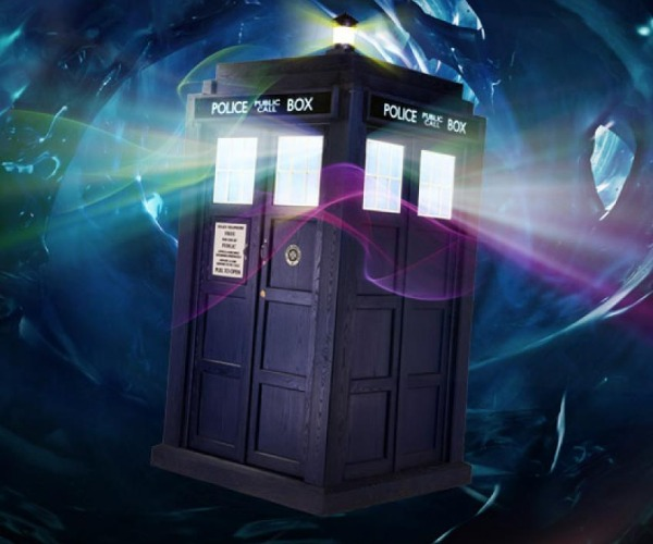 A Bluffer S Guide To Interior Design: Dr Who Tardis 6x5